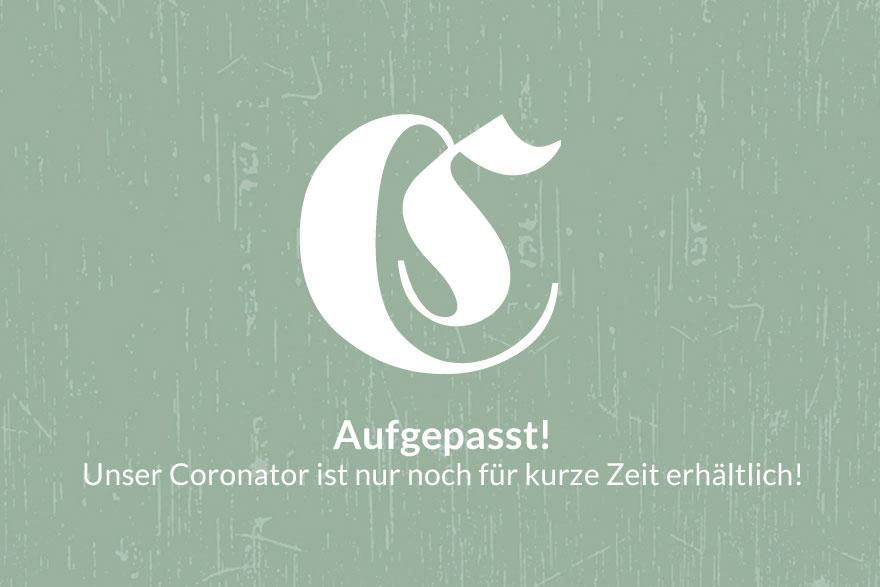 Coronator-Beitragsbild